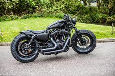 Rough Craft Sportster Spoked | Custom Bikes from the Award Winning Shaw Speed & Custom