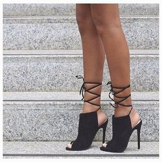 Knotty Girl • Public Desire Booty Heels • As featured by: @nadaadellex #theexoticfoxblog