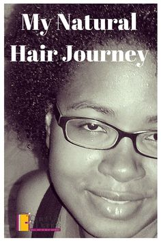 """Thinking of transitioning to natural hair? Here's my journey! Along with the """"big chop"""" and my favorite styles for natural hair. via Quiet Girl Diaries"""