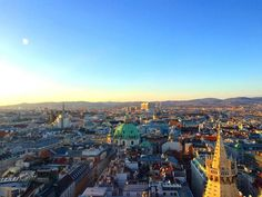 10 Touristen-Highlights in Wien Stuff To Do, Things To Do, Highlights, Vienna, San Francisco Skyline, New York Skyline, Times Square, Travel, Trips