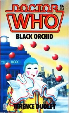Black Orchid (Doctor Who: Fifth Doctor, No. 113) by Teren... https://www.amazon.com/dp/0426202546/ref=cm_sw_r_pi_dp_x_10UCybVGYDBT9