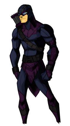 Hawkeye: Hawkeye by *samuraiblack
