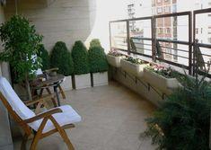 plantas en balcones modernos - Buscar con Google