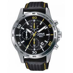 LORUS Męski Sportowy RM323DX9#timetrend #zegarek #lorus