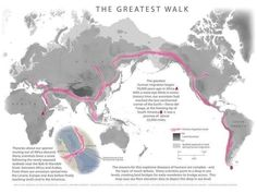 Migration out of Africa - The Greatest Walk