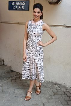 Deepika Padukone. Check it out on: http://www.vogue.in/content/best-dressed-week-26#7