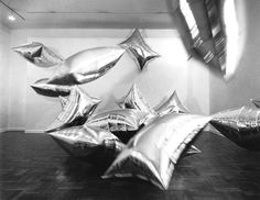 Andy Warhol • Silver Clouds