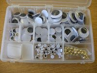 Great way to organize googly eyes