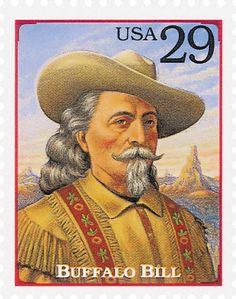 "Born William Frederick Cody, ""Buffalo Bill"" was the embodiment of the romanticized western hero."