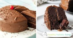Who can resist a moist slice of chocolate cake? I just love the way each bite melts in my mouth and how the sweetness invigorates my insides. I know what you're thinking, chocolate cake is the enemy of healthy diets. It's true that most chocolate cake recipes – or cake...More