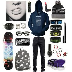 """""""Untitled #49"""" by jessikah-emo on Polyvore"""