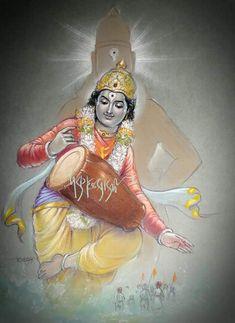 Shri Ganesh, Krishna Radha, Art Sketches, Art Drawings, Happy Ganesh Chaturthi Images, Lord Vishnu Wallpapers, Shiva Wallpaper, Krishna Painting, Indian Art Paintings
