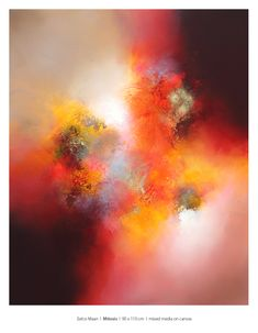 Abstract Paintings, Abstract Art, Clouds, France, Fine Art, Artwork, Outdoor, Outdoors, Work Of Art