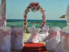 Ayia Thekla Beach Weddings – Weddings at Ayia Thekla Beach