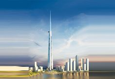 Kingdom Tower | Najwyższy wieżowiec świata | EKSKLUZYWNE.NET