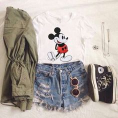 Mickey's Outfit