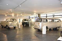 Exposição Bulli Bauer 60 anos Volkswagen Transporter Hannover