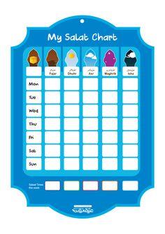 www.arabicplayground.com The Salaat Tracker by Atiq-ur Rahmen