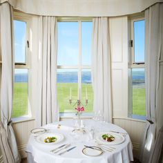 Moy House Four Star Country House Hotel in Lahinch Clare Ireland Manor House Hotel, Mount Juliet, Conference Facilities, Country House Hotels, Blue Books, Luxury Accommodation, Beautiful Gardens, Bliss, Relax