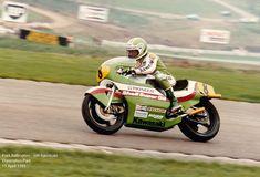 11 April 1981 - Donington Park - Kork Ballington - 500 Kawasaki