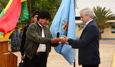 Evo Morales transfiere mando presidencial a García Linera y parte rumbo a Europa | Radio Panamericana