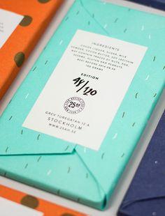 Bonbon Chocolate packaging by 25AH.