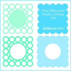 Free files from Get Silvered