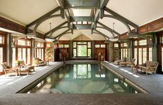 Pool House Catalano Architects Inc. Photo by Ed Tarca