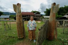 Lethal Legacy of Secret War in Laos (via Reuters)  From 1964 to 1973, U.S. warplanes dropped more than 270 million cluster munitions on Laos, one-third of which did not explode, according to the Lao National Regulatory Authority for UXO.   The bombings were part of a CIA-run, secret operation aimed at destroying the North Vietnamese supply routes along the Ho Chi Minh trail and wiping out its communist allies. They also left a trail of devastation in Laos, which U.S. planes used as a dumping…