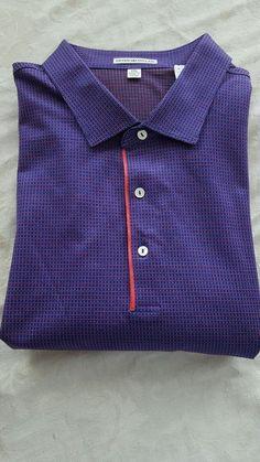 Peter Millar Collection Polo Shirt: 2XL new #PeterMillarFootjoyNikeUnderArmourPing #ShirtsTopsPoloGolfButtonFrontCasual