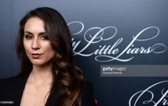 Actress Troian Bellisario arrives at the celebration for Freeform's 'Pretty Little Liars' Final Season at Siren Studios on October 29, 2016 in Hollywood, California.  (Photo by Amanda Edwards/WireImage)