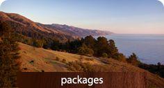 California Romantic Getaways   Post Ranch Inn - Packages