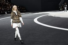 Tuesday, March 5, 2013  Chanel Fall/Winter 2013