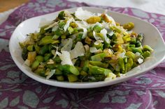 Asparagus & Leek 1 by Savour Fare, via Flickr- trying this out tonight!