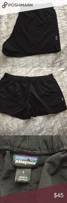 Patagonia Barely Baggies Worn a few times and in perfect condition! Patagonia Shorts