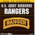 U.S. Army Airborne Rangers Run To Cadence CD