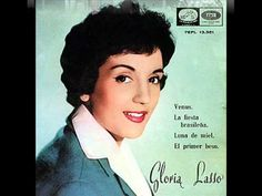 ▶ Gloria Lasso Luna de miel - YouTube