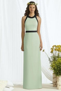 32 Mint Bridesmaid Dresses | Brides