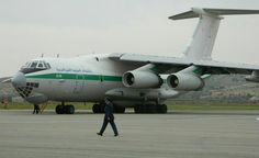 Ilyushine IL-78 Midas, Algerian Air Force (2000)