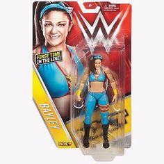 Mattel WWE Basic Series 58 Bayley Wrestling Action Figure