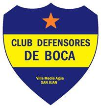 Club Defensores de Boca (Media Água, Provincia de San Juan, Argentina)