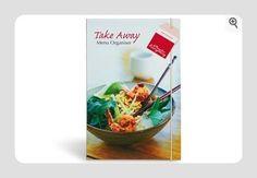Take Away Menu Organiser - Photo 1