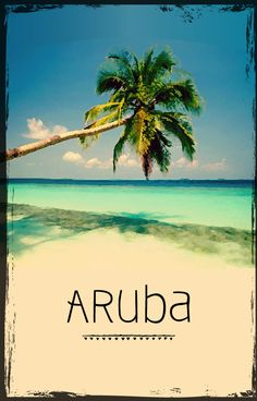 The Isla de Aruba is filled with so many possibilities #aioutlet ☀