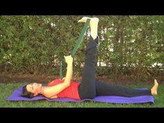 Yoga para la Ciática - YouTube