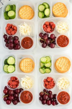 Lunch Meal Prep, Healthy Meal Prep, Healthy Snacks, Healthy Recipes, Lunch Time, Ww Recipes, Lunch Recipes, Family Recipes, Cooking Recipes