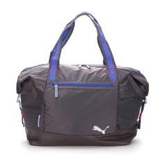 b63607aae5 Puma Fitness Shoulder Hand Bag Gray « Clothing Impulse
