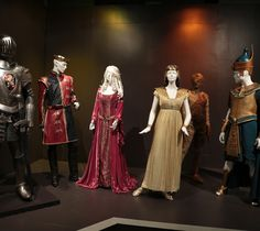 """The #FIDM Blog: """"Art of Motion Picture Costume Design"""" Exhibition Features All 5 Academy Award Nominees for Costume Design"""