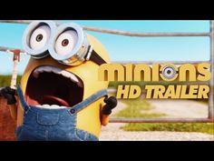 #minions #Minion #TheMinions #minionsmovie #TeamMinion #MinionsIlFilm #LosMinions #SuperBowl #minionslapelicula  #universalstudios #best  Minions Illumination Super Bowl Official Trailer HD
