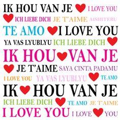 ♥Kaartje2go - Valentijnskaarten - Liefdeskaart LB-18