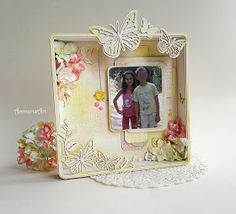 Shadowbox, For a girl, Spring